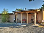 This casita is the perfect destination for your next Santa Fe getaway!