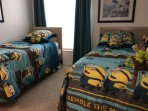 Minions bedroom