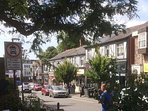 Llandaff High Street (Pubs, coffee shops, restaurants)