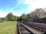 Views along the tracks
