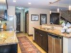 Spacious design with high end appliances