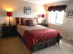 Large Bedroom w/ queen bed