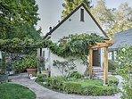 NEW! Menlo Park 1BR English Tudor Garden Cottage!