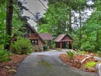 3BR Sky Valley House w/Stunning Views!