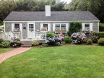 Indulge in a charming retreat when you stay at this 3-bed, 2-bath vacation rental home in Nantucket!
