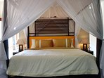Luxury King-Size bed