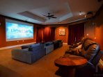 Your private cinema for your viewing pleasure