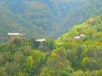 The village of Blanc