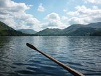 5 minutes from Ullswater, Englands most beautiful lake