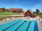 Summer Season Swimming Pool