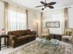 This living area offers ample seating