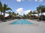 Centre Court Ridge Pool Area