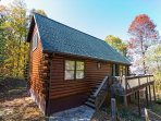 Welcome to Mt Mitchell View Cabin!