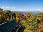 Incredible mountain views