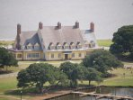 The Historic Whalehead is Open for Tours.