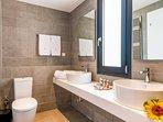 The Contemporary Bathroom.