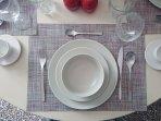 Dinning utensils