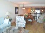 New living room furnishings