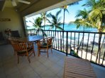 200 sq. ft. large, totally private lanai.