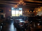 Angel Fire Country Club has a Great Restaurant/Bar, Elements
