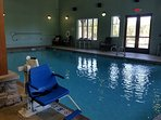 Angel Fire Country Club Indoor Pool