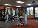 Angel Fire Country Club Fitness Room