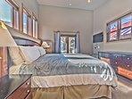 Level 4 - Master Bedroom