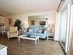 Living Room El Matador Resort, Okaloosa Island Fort Walton Beach Vacation Rentals