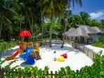 4 Bedroom Villa Residences -Fabulous sandpit for kids
