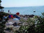 Spiaggia di Agosto