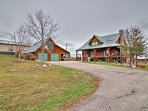 This home sits on over 40 acres of pristine South Dakota countryside!