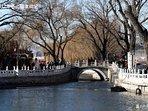 Yindingqiao, the Silver Ingot Bridge, a meeting point in our neighborhood