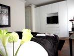 TV in bedrooms