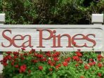 Sea Pines Entrance