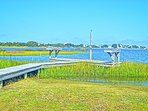 Boat Dock, Kayak Launch and Fishing Pier