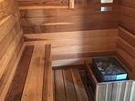 Sauna View 1