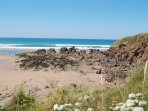 Bude - Crooklets beach