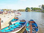Boat hire and walks - Bude Canal