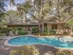 10 Baynard Cove - Located in the heart of Sea Pines!  Minutes to the beach.