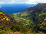 Kalalau Valley . A must to see . 45 min drive