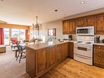 Kitchen will Accommodate Your Cooking Needs