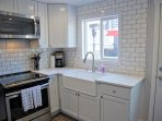 Renovated and updated Kitchen