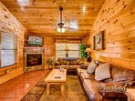 Southern State Of Mind - 3 bedroom Pigeon Forge cabin