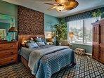 Another view of 2nd Queen Bedroom