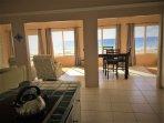 Ocean views throughout the house!