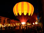 The Telluride Balloon Festival happens in early June & is a great weekend for the family!