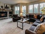 Brand new living room furnishings