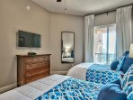 Emerald Sugar of Mediterranea 506B - Gulf View Double Bedroom w/