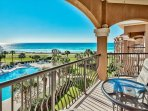 Emerald Sugar of Mediterranea 506B - Gulf View Beach Condo - Liv