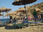 The private beach is only 50m from the house